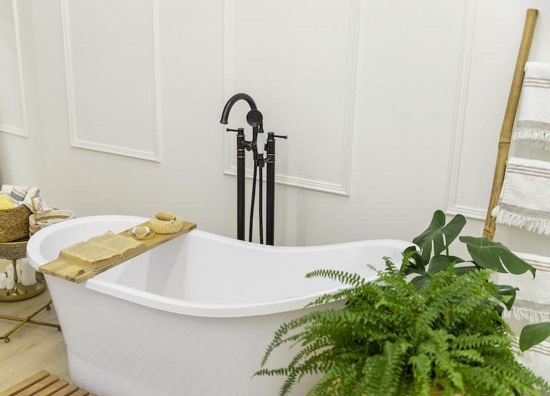 décoration de salle-de-bain