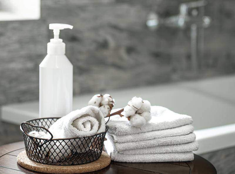 savon serviette